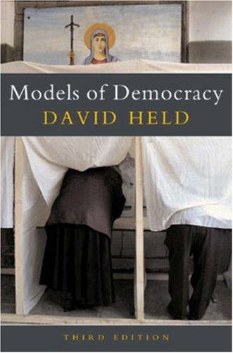 Models of Democracy