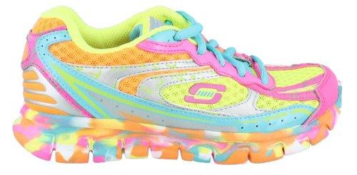 Skechers Kids 80883L Synergy - Confetti Color Athletic Sneaker (Little Kid)