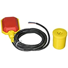 Float Switch w / 10 ft. (3 Meter) Cable, Water Tank, Sump Pump