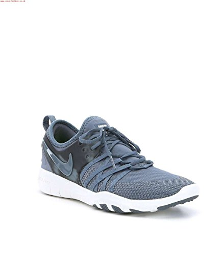 Women��s 7 Blue Armory NIKE Free Tr WMNS Trainers CdR7qBw