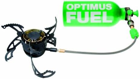 Optimus Nova+ - Hornillo de Gas: Amazon.es: Deportes y aire libre