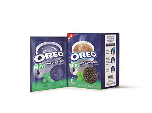Oreo Mint Hot Cocoa Mix, 9.8 Ounce]()