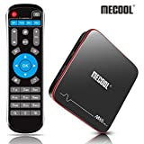 Android 7.1 TV Box, MECOOL Android Smart Box with Amlogic S905W Quad Core