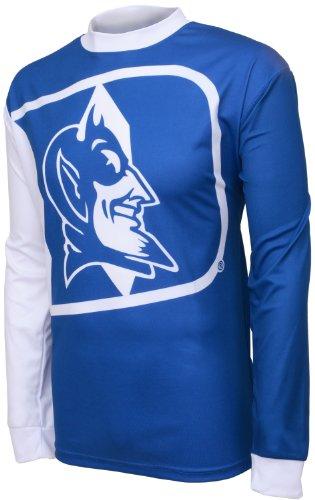 NCAA Duke Blue Devils Mountain Bike Cycling Jersey, Team, X-Large ()