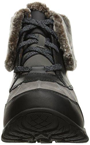 Easy Spirit Womens Nuria Snow Boot Grigio