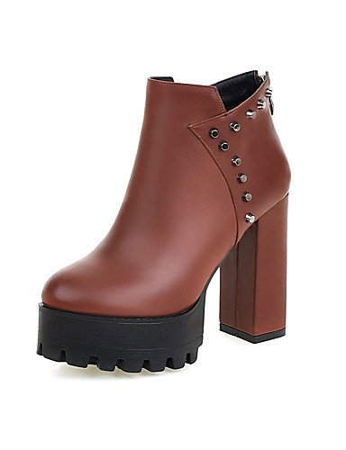 A Grey Work Boot Brown Uk5 Man Office 5 Brown Evening Eu38 Wholesale Ankle White Casual 5 Heels Tray Cn38 Heel Event XZZ us7 Black EzOwqaw