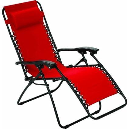 Strange Amazon Com Summerwinds F5325Obkox19 Oxford Red Fabric Zero Creativecarmelina Interior Chair Design Creativecarmelinacom