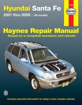 haynes-manuals-43050-hyundai-sante-fe-2001-2012