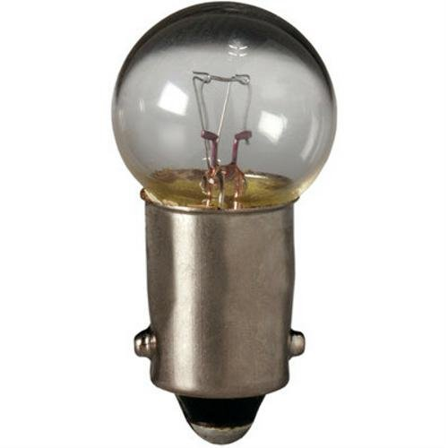 Eiko 1895 1895, 14V .27A G4-1/2 Miniature Bayonet Base Light Bulb (Pack of 1) ()