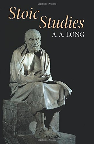 Stoic Studies (Hellenistic Culture and Society) ebook