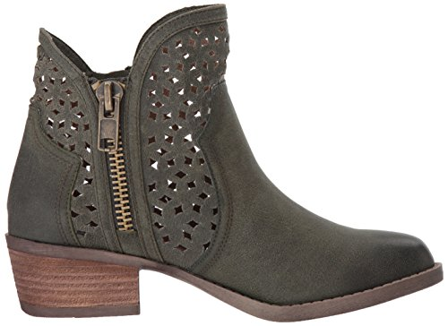 Etta Ankle Green Not Rated Bootie Women's qPFwxZ7E