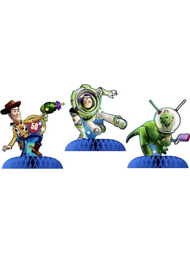 Toy Story Game Time Centerpiece - -