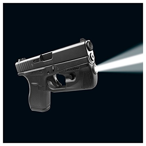 Lasermax Glock Centerfire Led Weapon Light (Cf-G42-Lc) by LaserMax