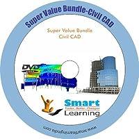 Smart Learning Super Value Bundle - Civil CAD (DVD)