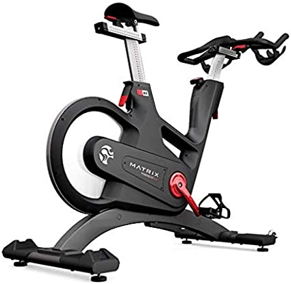 Amazon Com Matrix Life Fitness Ic7 Indoor Cycle With Tft Console And Optional Myride Vx Personal Display Sports Outdoors