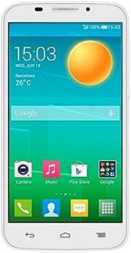 Alcatel Pop S7 7045Y - Smartphone Compacto, Color Blanco (Importado): Amazon.es: Electrónica