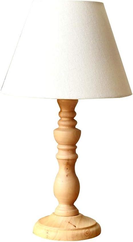 Lampada Da Tavolo Elegante Lampada Da Tavolo In Legno Lampada Da Tavolo Semplice Da Salotto Lampada Da Comodino Camera Da Letto Lampada Da Tavolo Personalizzata Da Studio A Amazon It Illuminazione