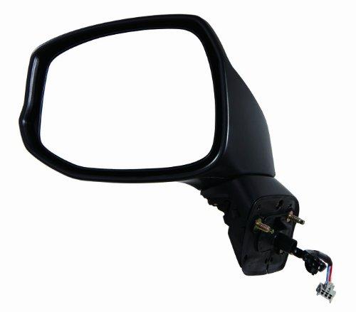 Honda Civic Mirror Driver (Depo 317-5417L3EB Honda Civic Driver Side Textured Non-Heated Power Mirror)