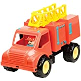 Battat Fire Engine, Orange