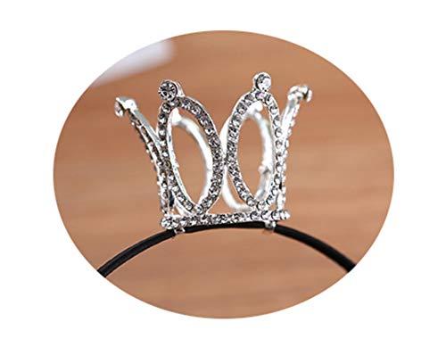 Table Richmond Leg - Crown Designs Wedding Tiara Diamante Crystal Rhinestone Hair Combs Headband Headpiece Bridal Jewelry A