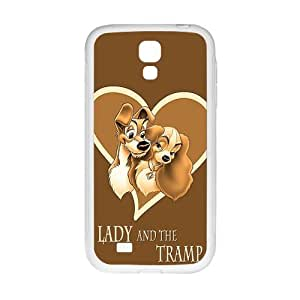 Lady and the tramp Cell Phone Case for Samsung Galaxy S4 by runtopwell