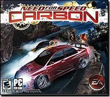 Cosmi Need For Speed Carbon - Windows