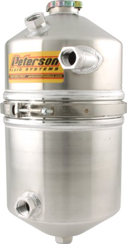 Peterson Fluid Systems 08-0011 4 Gallon Dry Sump Tank by Peterson Fluid Systems (Image #1)
