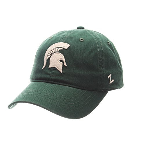 State Spartans Men's Scholarship Relaxed Hat, Adjustable Size, Team Color ()