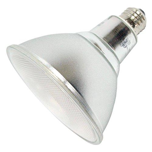Sylvania 74052 - LED17PAR38/DIM/830/NFL25/GL1/W 17-Watt (120W Equal) 3000K PAR38 Dimmable NFL25 Ultra LED Glass (Nfl25 Dimmable Led)