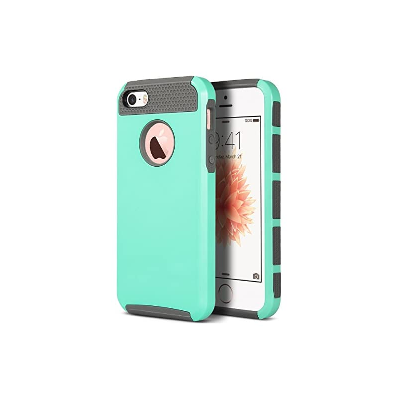 ULAK iPhone 5S Case, iPhone 5 Case, iPho