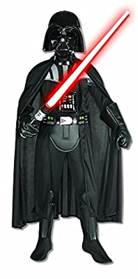 Star Wars Deluxe Darth Vader Deluxe Child Costume