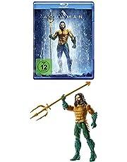 12% auf Aquaman Blu Ray und Actionfigur