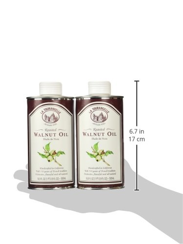 LA TOURANGELLE OIL WALNUT RSTD, 16.9 OZ (Pack of 2)