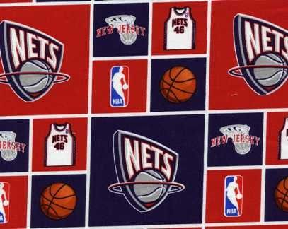 New Jersey Nets NBA Basketball Licensed 45