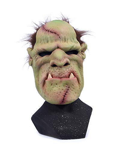 Zagone Studios Collector Edition Giant Latex Mask from Be Something Studios Green ()
