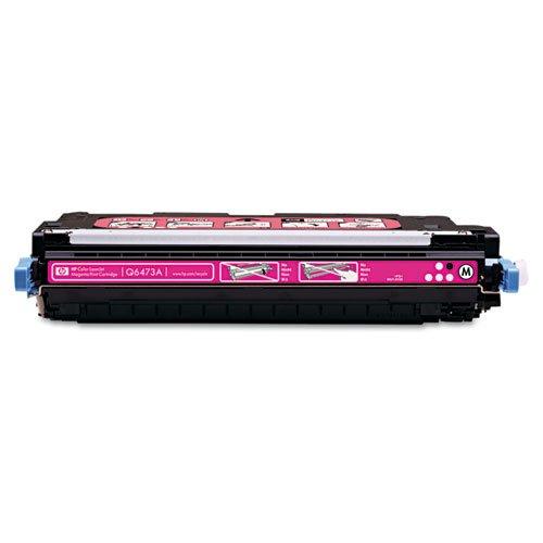 Hp Laser Q6473a Magenta (HP - HP 502A, (Q6473A) Magenta Original LaserJet Toner Cartridge Q6473A (DMi EA)