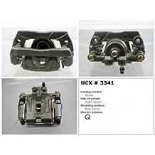 Undercar Express 10-3341S Rear Brake Caliper