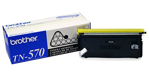 Brother TN570 Toner Cartridge - Retail Packaging - Tn 570 Brother Toner