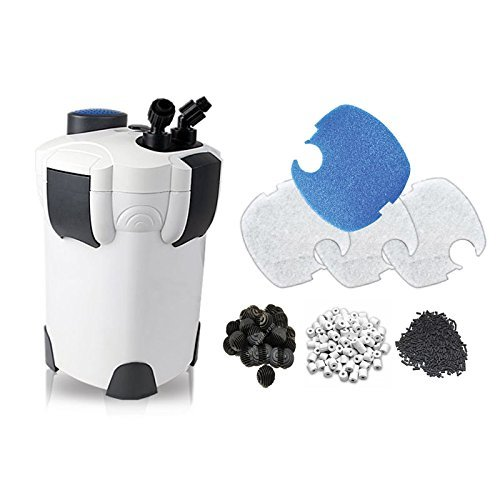 Canister Filter Kit with UV