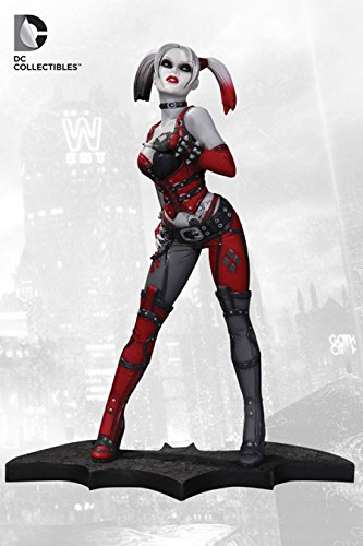DC Collectibles Batman Arkham City Statue: Harley Quinn
