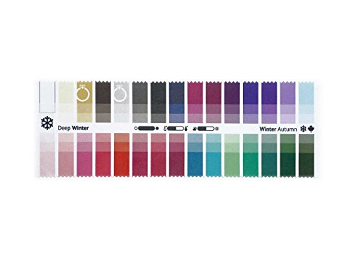 color analysis swatch fan - 9