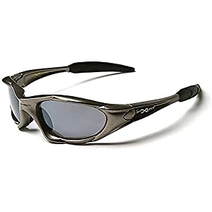 Wrap Around Men's Sunglasses UV Protection Perfect for Cycling Running Baseball Triathalon & Outdoor Sports