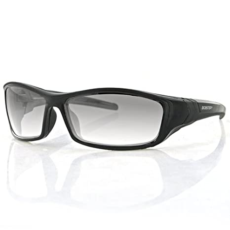 a8d1f6f6e08 Amazon.com  Bobster Hooligan Photochromic Sunglasses (Black)  Automotive