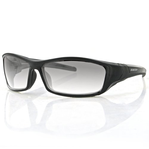 Bobster Hooligan Photochromic Sunglasses (Black, One Size) ZANheadgear SS-SMS-4014131