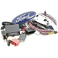 AIE - Rear Camera Interface Kit for (2013-2016) FORD Truck w/4.2 LCD Radio Display - w/Factory Style Emblem Camera