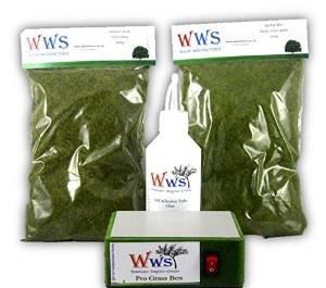 WWS Pro Büschel Gras, Die PGBTK Kit