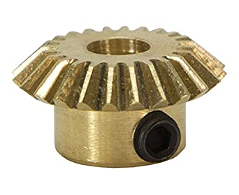 "32P, 32T 1/4"" Bore Bevel Gear"