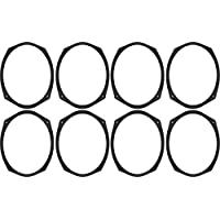 6x9 Speaker Spacers Depth Extender Extending Rings - 1/4 thick - SSK69 - Stackable - Perfect For Framing Fiberglass Enclosures - 4 Pair