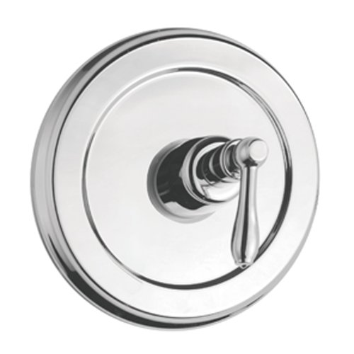 Fontaine Montbeliard Tub and Shower Control Trim with Valve - Chrome by Fontaine by Italia