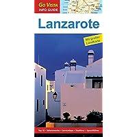 Lanzarote: Reiseführer mit extra Landkarte [Reihe Go Vista] (Go Vista Info Guide)